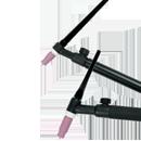 Горелки Abicor Binzel ABITIG GRIP V / SRT V (вентильные)