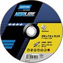 Круги для цветных металлов Norline