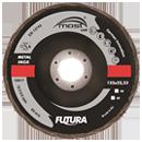 Лепестковые абразивные диски для шлифовки тип 29 MOST LAM FUTURA