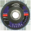 Лепестковые шлифовальные диски MOST LAM STANDARD Zirconium для обычной и нержавеющей стали