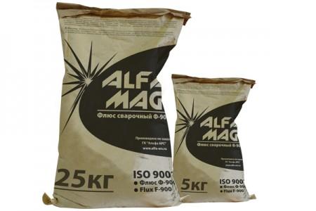 Сварочный агломерированный флюс AlfaMag Ф-950