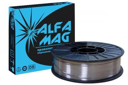 Порошковая проволока AlfaMag YH E71T-1
