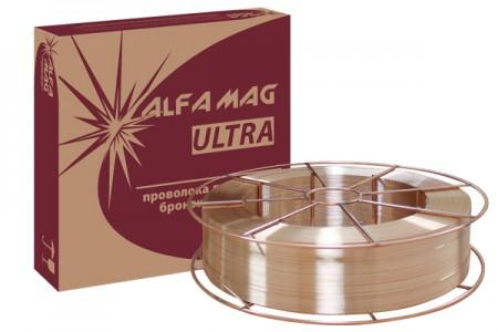 Сварочная проволока высокопрочная AlfaMag ULTRA SG-110