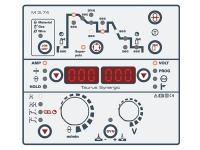 Интерфейс управления Taurus Synergic S