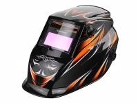Маска сварщика FoxMatic (цвет: черный)