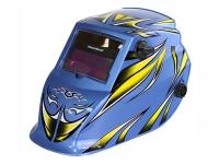 Маска сварщика FoxMatic (цвет: синий)