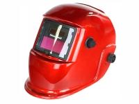 Маска сварщика Корунд-3 (цвет: красный)