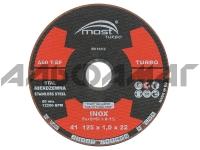 Отрезной диск, плоский тип 41 MOST TURBO INOX