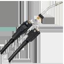 Горелки Abicor Binzel серии ROBO WH / ROBO WH-PP (воздушное охлаждение)